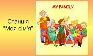 Моя сім'я